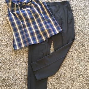 Chocolate Brown Nordstrom Pants Size 12